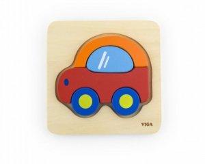 Viga 50172 Pierwsze puzzle maluszka - samochód