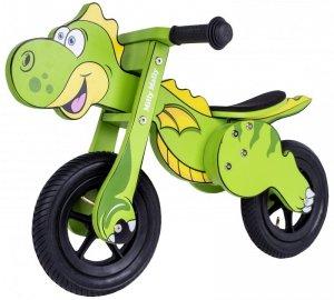 Rowerek Biegowy Dino Mini Green (2445, Milly Mally)