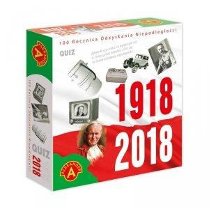 Alexander Quiz 100 Rocznica Odzyskania Niepodległości