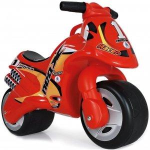 Jeździk Motorek Biegowy Pchacz Neox Racer Czerwony