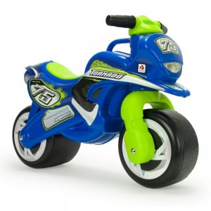 Motorek Biegowy Jeździk dla dzieci Tundra Tornado Injusa