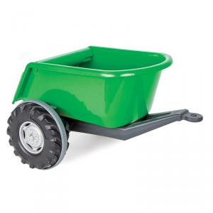 WOOPIE Przyczepka Wywrotka SUPER TARILER Zielona 35 kg