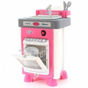 WADER Elektroniczna Zmywarka kran Kuchnia z obiegiem wody 2 w 1 Coloma światło dźwięk