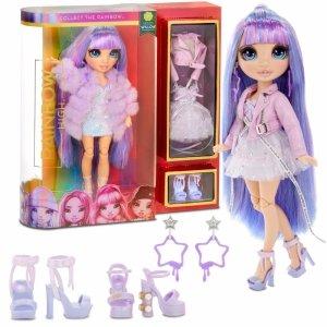 L.O.L Rainbow High Fashion Doll - Violet Willow
