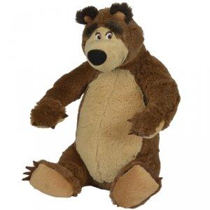 SIMBA Masza i Niedźwiedź MIŚ PLUSZOWY Siedzący 25 cm