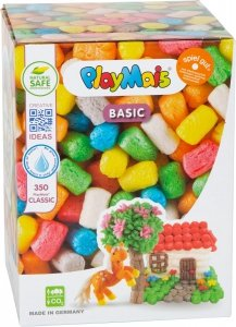 PlayMais® BASIC MEDIUM - kukurydziane klocki plastyczne