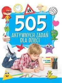 KS15 505 Aktywnych zadań dla dzieci