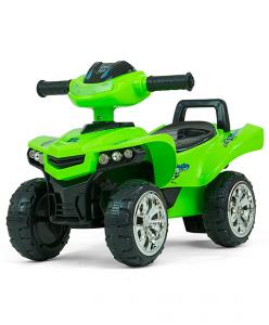 Pojazd Monster Green