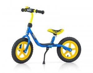 Rowerek Biegowy Dusty 12 Blue-Yellow