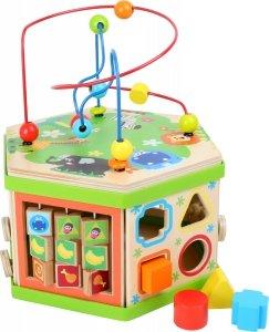 SMALL FOOT Kostka Interaktywna - zabawka edukacyjna