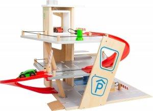 SMALL FOOT - parking samochodowy dla dzieci premium