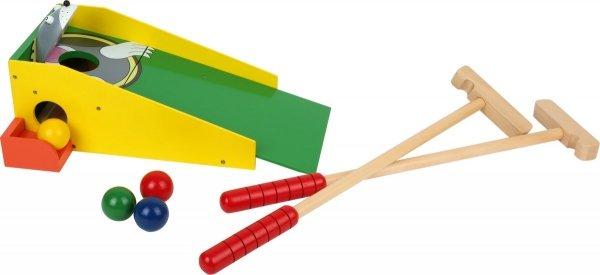 SMALL FOOT Crazy Golf Mole - gra w minigolfa (krecik)