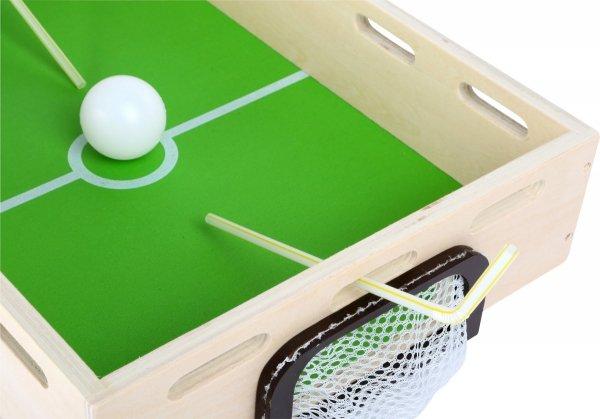 SMALL FOOT Piłka Nożna Przez Słomkę