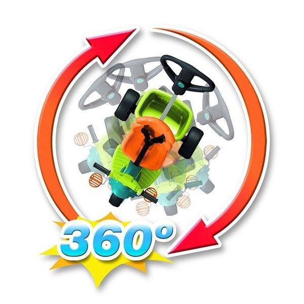 FEBER Rowerek Trike Baby Music 360