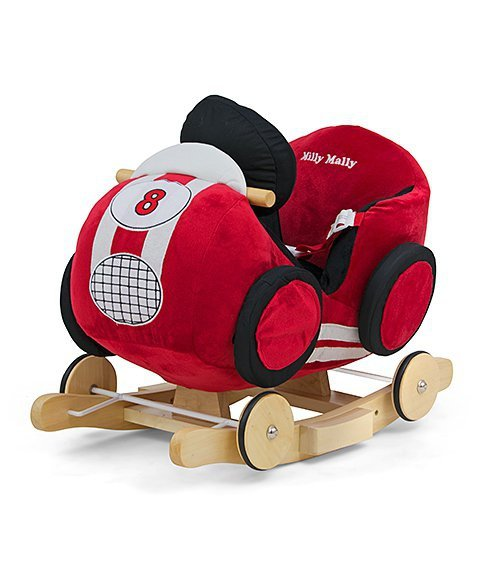 Milly Mally Bujak Samochód Speedy Red