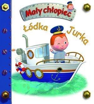 Łódka Jurka. Mały chłopiec