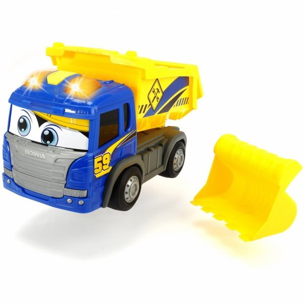 Happy Scania Dickie Wywrotka