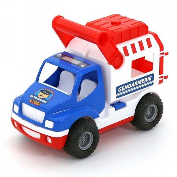 Samochód Żandarmeria ConsTruck Wader QT
