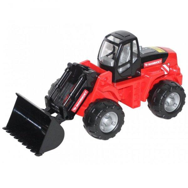Wader QT MAMMOET Ładowarka Koparka traktor do piasku 49 cm