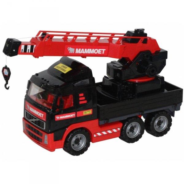 Wader QT MAMMOET Samochód holownik Ciężarówka Dźwig 52 cm