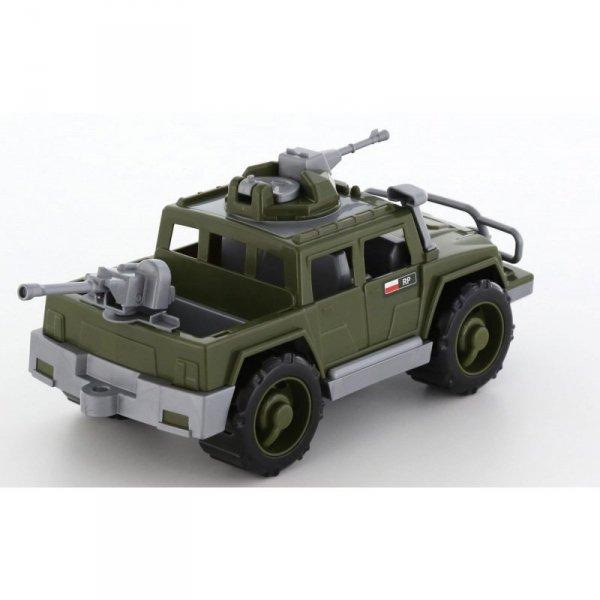 Wader QT  Samochód Picup wojskowy Obrońca