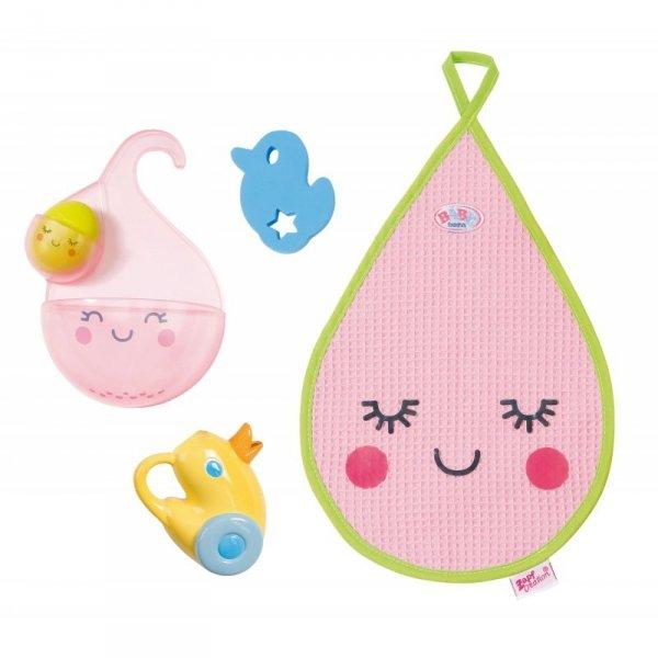Baby Born Zestaw akcesoriów do kąpieli dla lalki