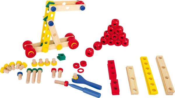 SMALL FOOT Narzędzia zabawka - zestaw majsterkowicza