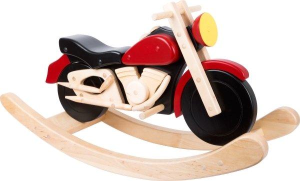 SMALL FOOT Swing Motorcycle - bujak (motocykl)