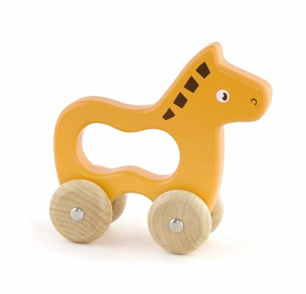 Viga 50328 Pierwsza zabawka do rączki - konik (box)