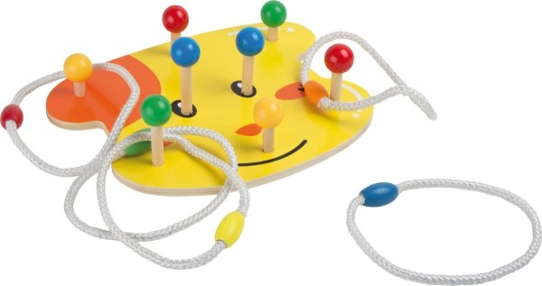SMALL FOOT Ring Throwing Game Dog - gra rzucanie pierścieniami