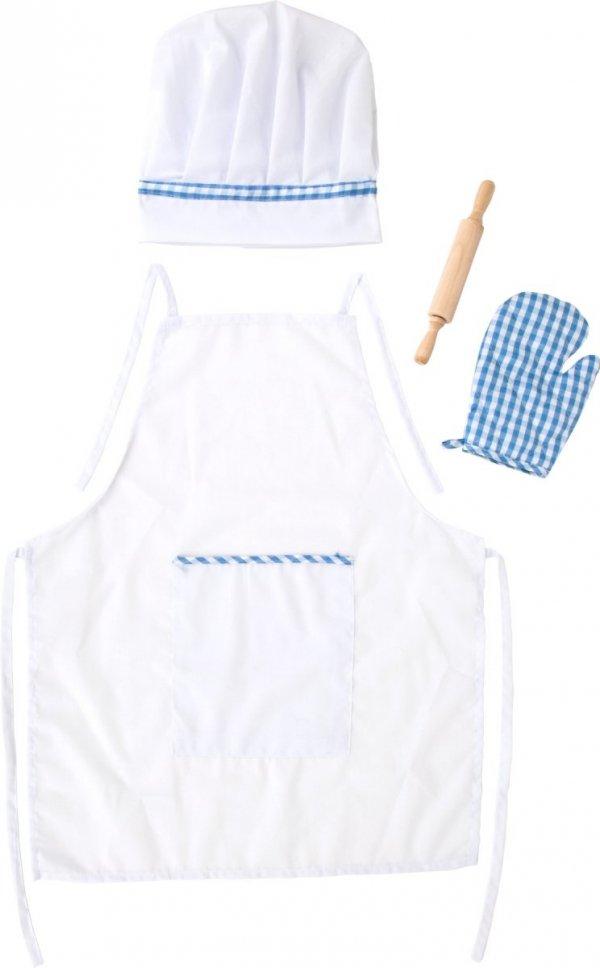 SMALL FOOT Kucharz - strój dla dzieci