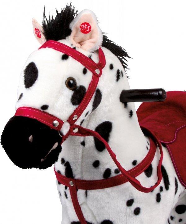 "SMALL FOOT Rocking Horse ""Pinto"" - konik na biegunach"