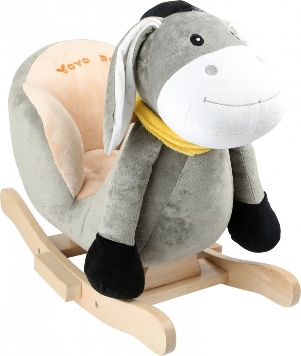 "SMALL FOOT Rocking Animal ""Donkey""  - bujak (osiołek)"