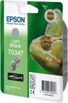 Atrament do Epson Stylus Photo 2100 - jasno czarny T0347