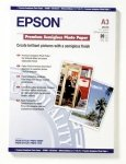 Papier Epson Semigloss Photo Premium A3 20 ark 251g/m2 S041334