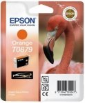 Tusz (Ink) T0879 orange do Epson Stylus Photo R1900
