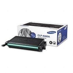 Samsung toner CZARNY CLP-610ND, CLP-660N, CLP-660ND, CLX-6200FX, CLX-6200ND, CLX-6210FX, CLX-6240FX (2500 stron) CLP-K660A