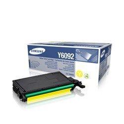 Toner Samsung do CLP-77x (wydajność 7000 stron) yellow CLT-Y6092S