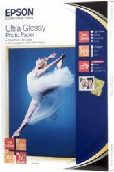 Papier Epson Ultra Glossy Photo Paper 13x18 S041944