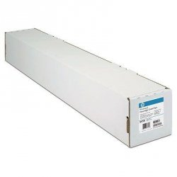 Papier w roli HP Bright White Inkjet 90 g/m2, 24''/610 mm x 45.7 m C6035A