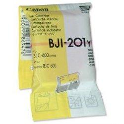 Wkład yellow Canon BJI-201 Y