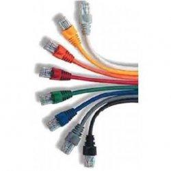 Gembird Patch cord ekranowany FTP kat.6 osłonka zalewana 1M czarny