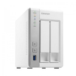 QNAP TS-231P 2x0HDD 1GB Alpine AL-212 2x1.7Ghz 2xGbE 3xUSB