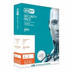 ESET Security Pack Kon 3PC+3S 1Y    ESP-K-1Y-6D