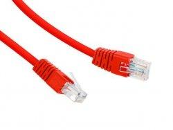 Gembird Patch cord Kat.6 UTP 1m czerwony