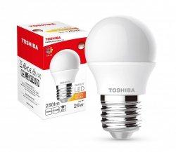 Toshiba Lampa LED 3W 230V 250lm b.ciepły C37