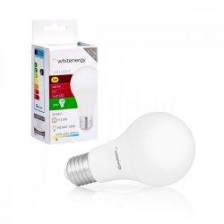 Whitenergy Żarówka LED A60 E27 5W 440lm ciepła biała mleczna