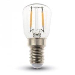 V-tac Żarówka LED VT-1952 2W ST26 Filament E14 4000K 180LM