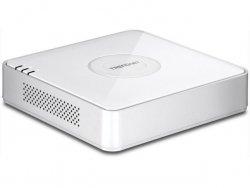 TRENDnet  Rejestrator IP TV-NVR104 obsługa 4 kamer PoE 1.78MP