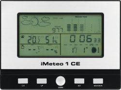 TechniSat Stacja pogodowa iMeteo 1CE